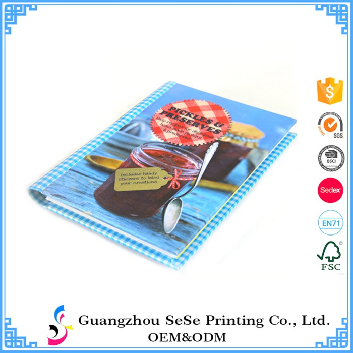 Custom cook book printing06