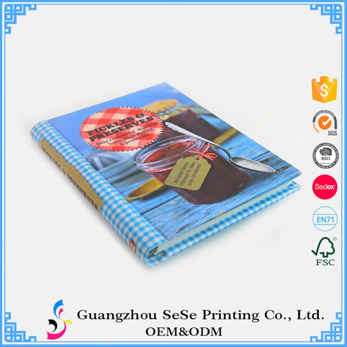 Custom cook book printing07