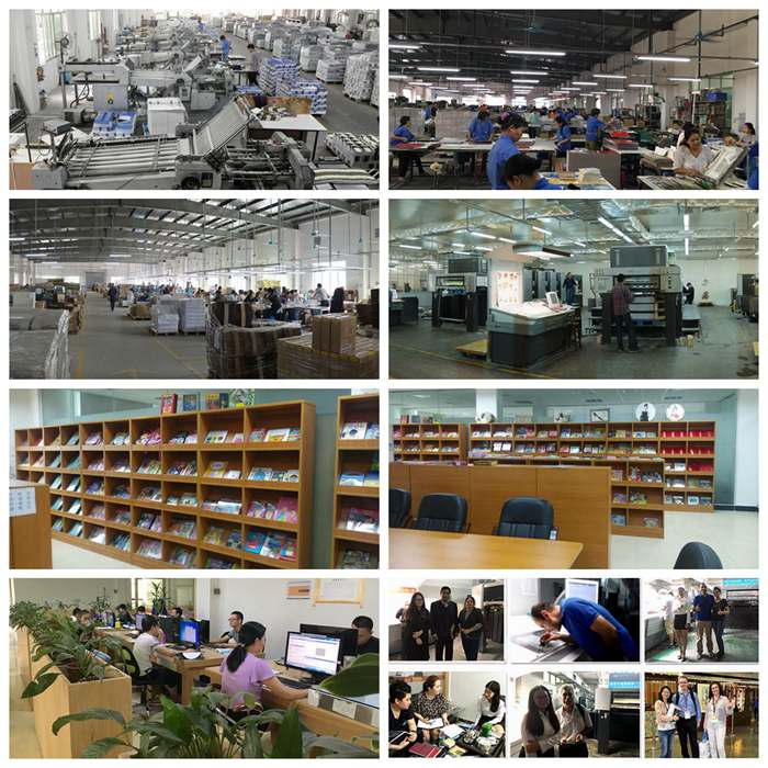 SeSe book printing factory