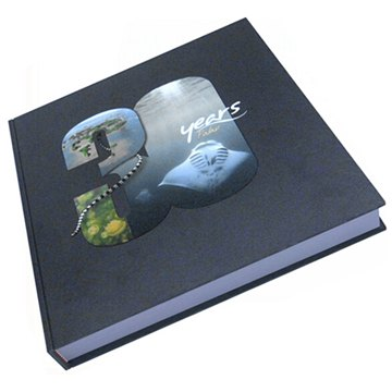 Cheap Book Custom Printing Hardcover Book With Spot UV (3)