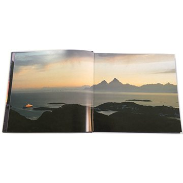 custom full color books printing hardcover art photo book - Color Book Printing