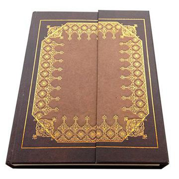 Custom Printing Diary Notebook with embossed cover