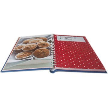 wholesale Hardcover customized full color printing cook book (3)