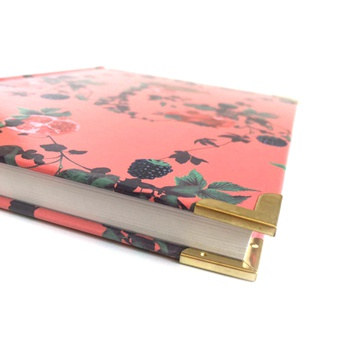 Custom high quality cheap mini hard cover notebook (2)