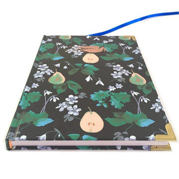 Wholesale Hardcover Personalized Case Bound Notebooks Journal cheap