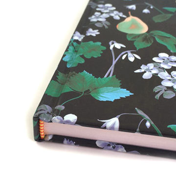 Wholesale Hardcover Personalized Case Bound Notebooks Journal with high quality