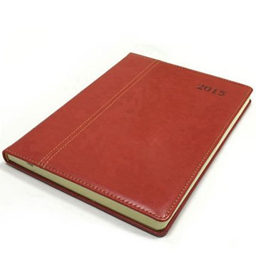Custom made competitive price custom leather notebooks (3)