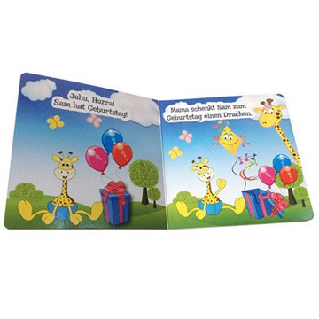 China Supplier wholesale Children board book printing (2)
