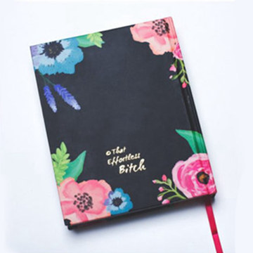 Hardbound China Life Planner Printing Services