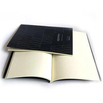 Wholesale Promotional White Craft Journal Custom