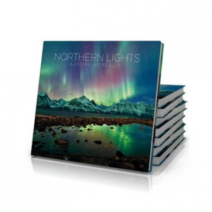 Professional fine art landscape photography book
