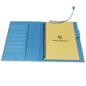 Luxury spiral bound notebook printing services