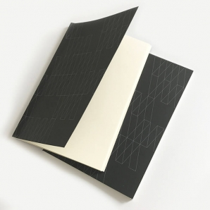 blank softcover notebook diary printing