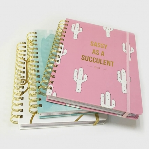 Personalized Travel Dairy Journal Notebook Printing