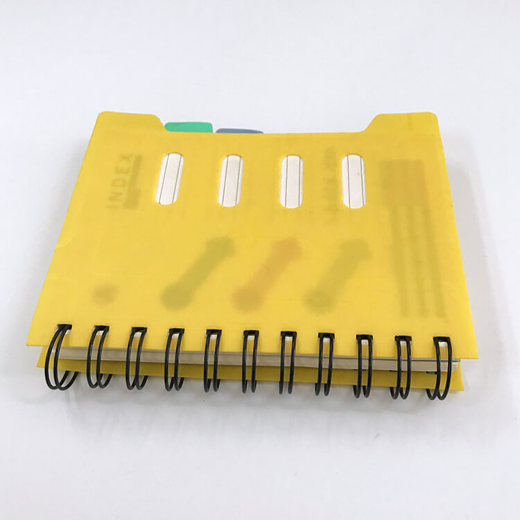 CHEAP China Notebook Printing - Spiral Bound Planner