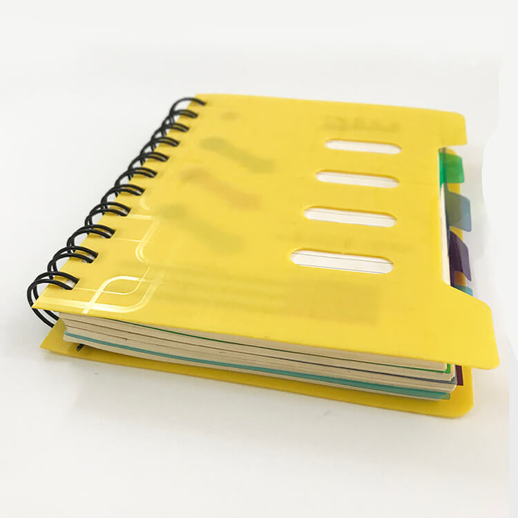 China Notebook Printing - Spiral Bound Planner