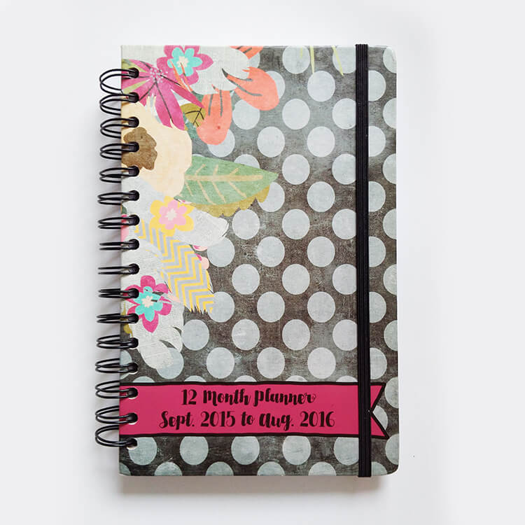 WEEKLYMONTHLY LAMINATION PLANNER - CUSTOM