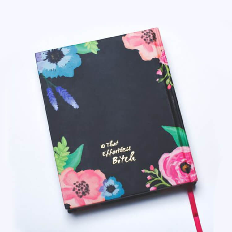 Custom Printed Hardcover Journals With Logo cheap