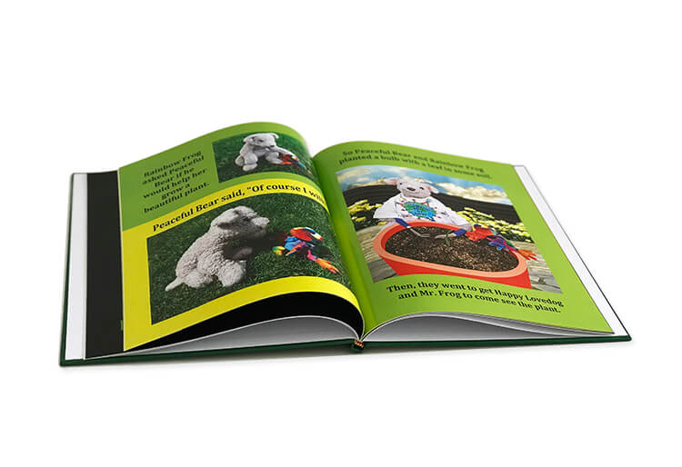 high end Print Hardcover Books On Demand