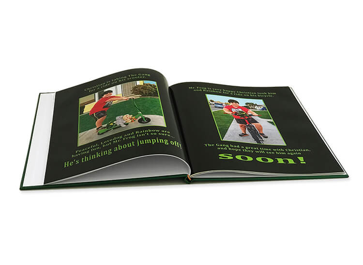 high quality Print Hardcover Books On Demand