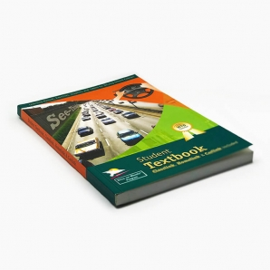 wholesale customized softcover book printing in China