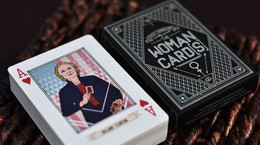 high quality custom playing card