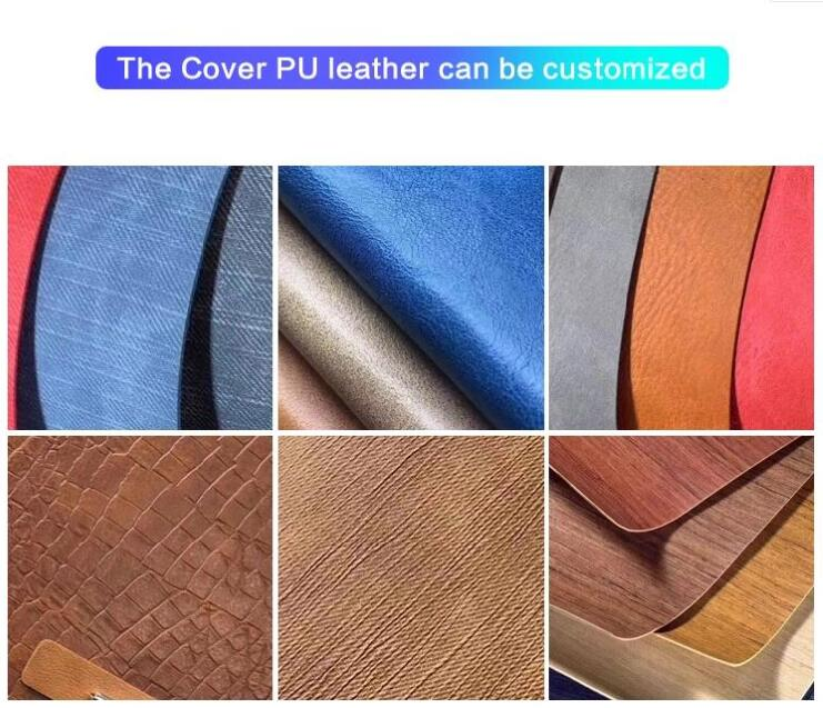pu leather customized 2019