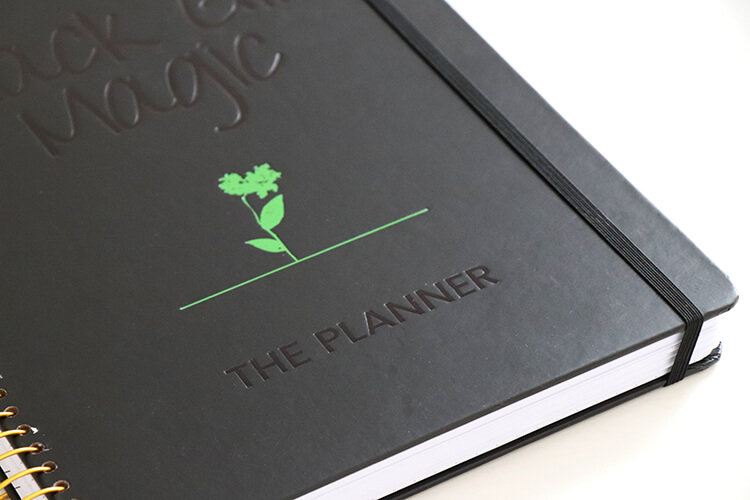 high end Custom Agenda Planner 2019 & 2020 - Agenda Printing (3)