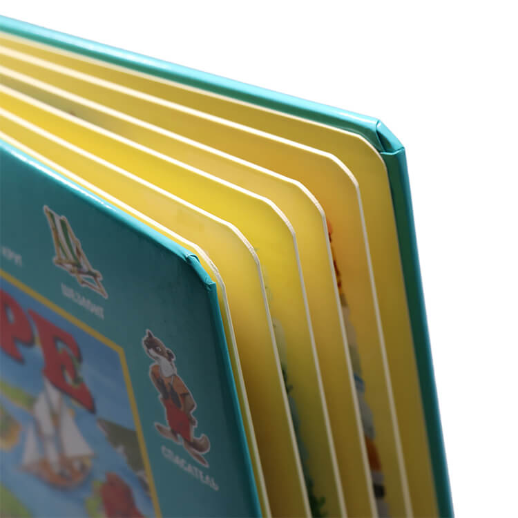 Kids Book Printing - Affordable Offset Children Book Printer oem