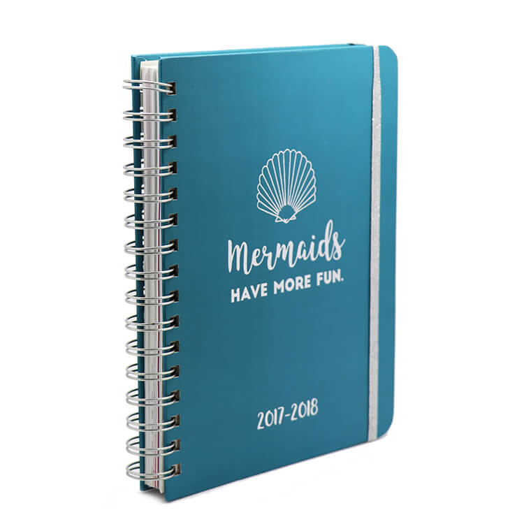 Custom Planner Manufacturer - Notebook with Custom Logo 2020 (4)