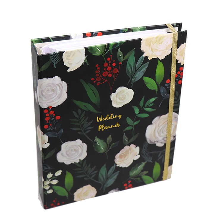 Custom Agenda Planner - Notebook Printing Services