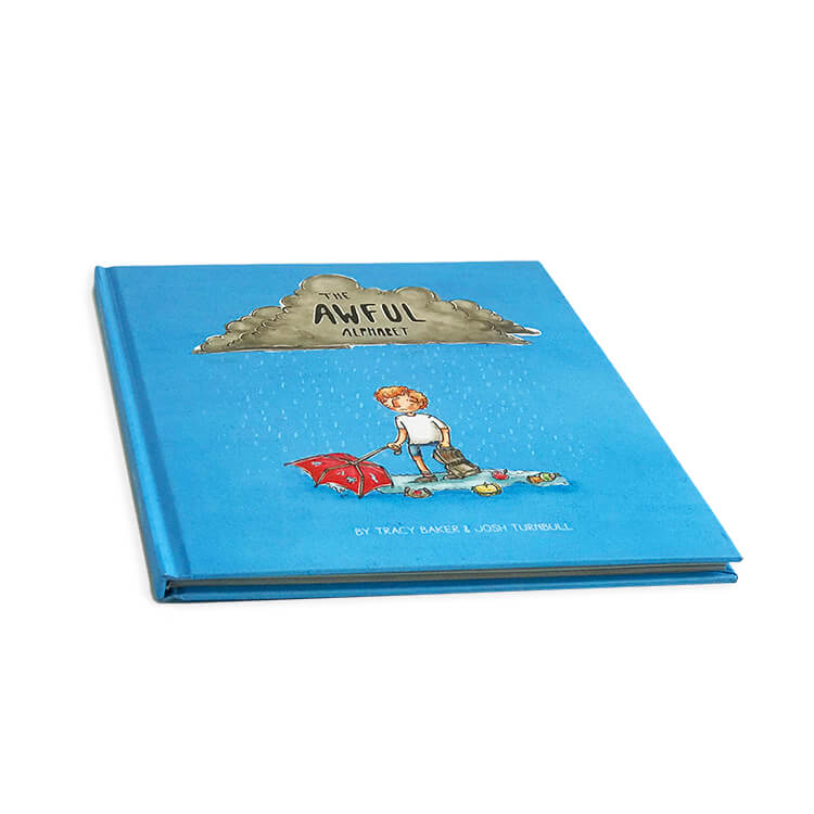 Personalized Hardback Books For Kids - Books Print On Demand