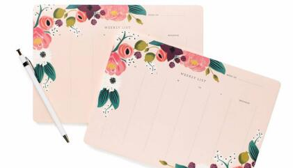 Customized Notepad Printing with Attractive Design