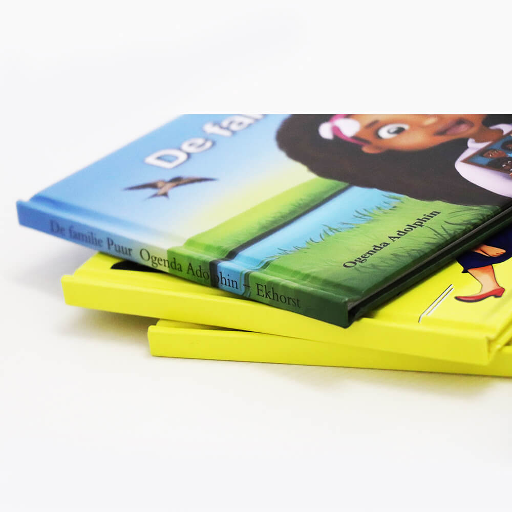 Full Color Good Quality Books On Demand Printing 2021 (4)