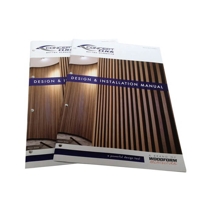 Custom Premium Catalog Brochures, Pamphlets Printing