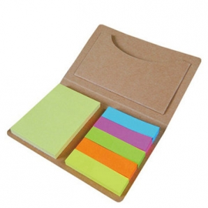 Custom printing office memo pad offset sticky note pad