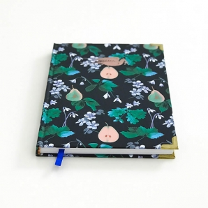 Wholesale Hardcover Personalized Case Bound Notebooks Journal